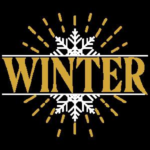 Winterschnee