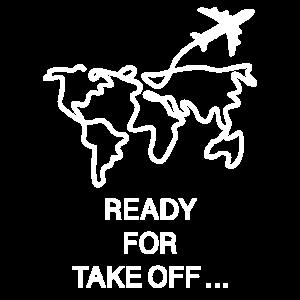 Flugzeug Weltkarte