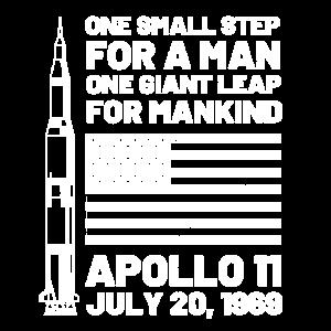 Mond Mondlandung 1969 Apollo 11