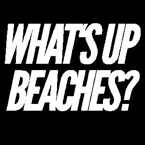 Whats up beaches Captain Holt T-Shirt Brooklyn 99
