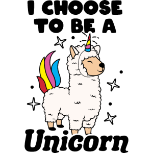 Alpaca Unicorn süßes lustiges Alpaka Einhorn