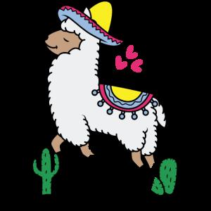 Hi Alpaca Alpaka cooles Mexiko Lama