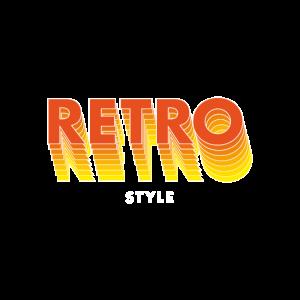 retro - 90er 80er - style - Geschenkidee
