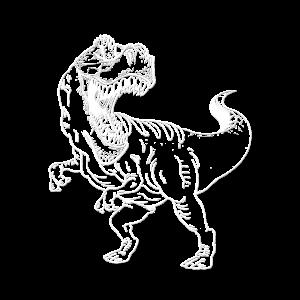 T-REX - Thyrannosaurus Rex Braun