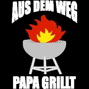 PAPA GRILLT GESCHENK