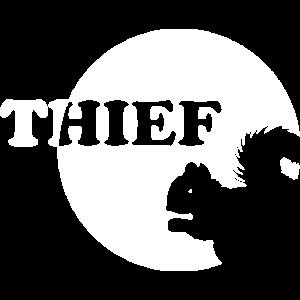 Squirrel Thief | Eichhörnchen Dieb