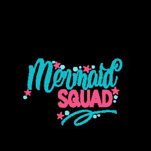 Meerjungfrau-Trupp
