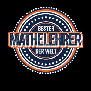 Bester Mathelehrer der Welt