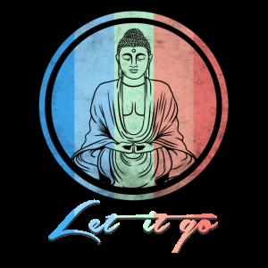 Buddha let it go