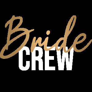Bride Crew - Braut Junggesellinnenabschied