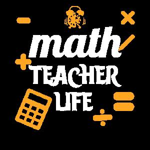 Mathelehrer Leben