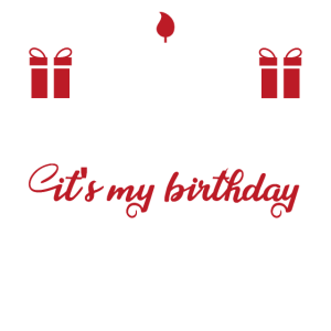 Blow me - Geburtstags-Shirt