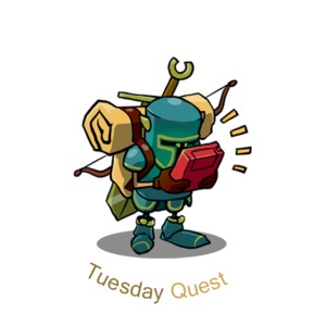 Tuesday Quest Logo