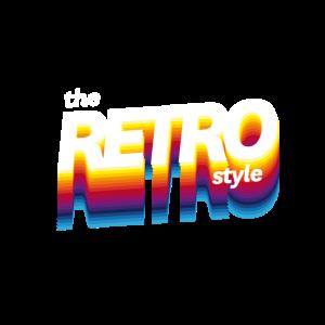Retro Style - 90er Jahre - 80er Jahre - Geschenk