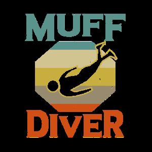 Muff Diver Gift Diver Schnorcheln Schnorchel Tauchen