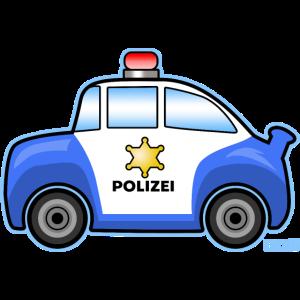 Polizei Auto HARIZ Auto Kind Jungen