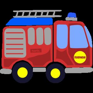 Feuerwehr Auto HARIZ Auto Kind Jungen