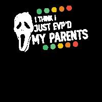 I think I just Evp'd my parents | Scream Eltern