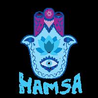 Hamsa Yoga Meditationshand