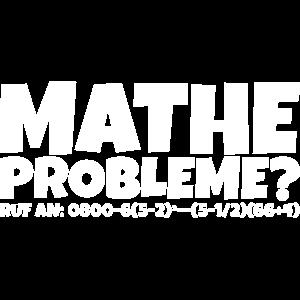 Mathe Probleme?