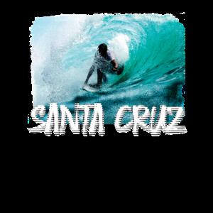 Santa Cruz Surf City Wellenreiter Kalifornien