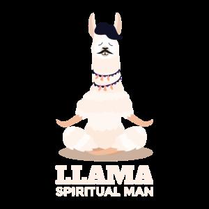 Lama ich   Nettes lustiges Lama-Geschenk   Spanisch