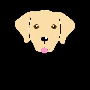 Hundekopf Süßer Tierkopf