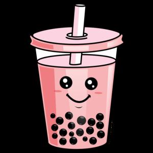 Bubble Tea Pearl Milk Tea Boba Tee Milch Geschenk