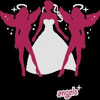 JGA - Braut - Bride - Angels_personalisierbar_2C