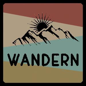 Wandern Geschenk Bergfex Alpenfex Cool Outdoor