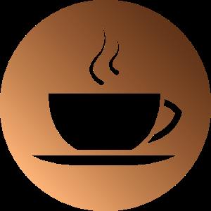 kaffee icon symbol team crew cafe barista