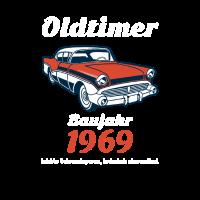 50 Geburtstag Oldtimer Baujahr 1969 Geschenk
