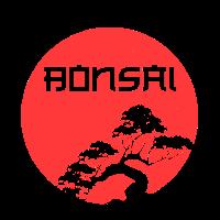 Bonsai Tree Baum Enzo Zen Kalligraphie