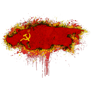 Russia - Soviet Union - Russland - Splash