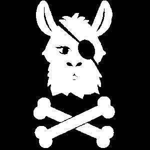 Talk Like A Pirate Day Tshirt Lama Alpaka Shirt
