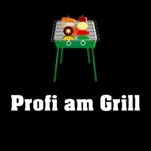 Profi am Grill