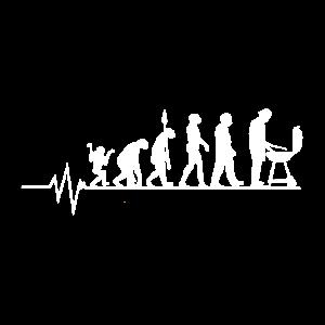 Evolution Grillen