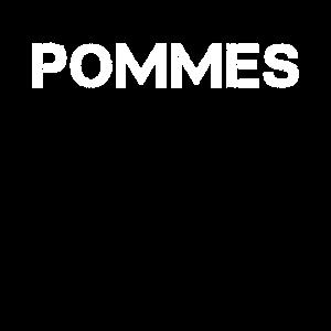 Pommes - Fritten