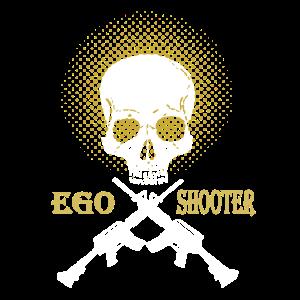 Egoshooter gaming shirt