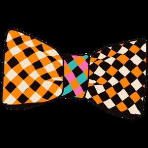 Schleife Form farbig