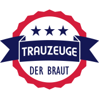 Trauzeuge Braut - V2