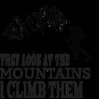 Berge klettern wandern climbing