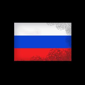 Russland Falgge