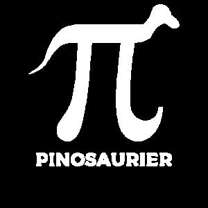 Pinosaurier Mathematik Pi PI Mathe Mathematik