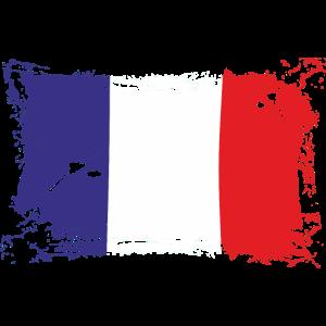 Flagge Frankreich / France