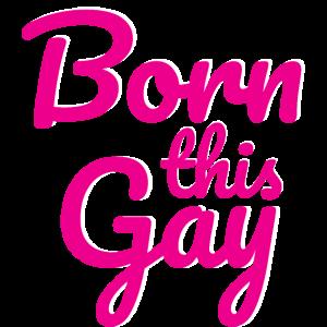 Geboren dieses Homosexuell
