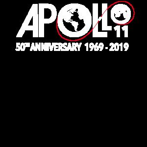Mondlandung zum 50. Jahrestag von Apollo 11 1969 2019