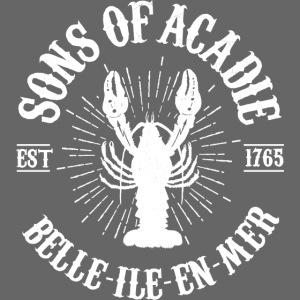 SONS OF ACADIE HOMARD BLANC