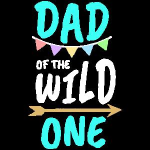 Papa vom wilden Einjährigen!