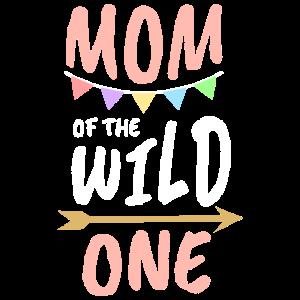 Mama vom wilden Einjährigen!
